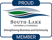 Proud Member of the South Lake Chamber of Commerce