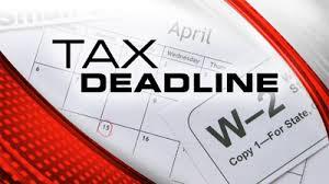 tax extension deadline